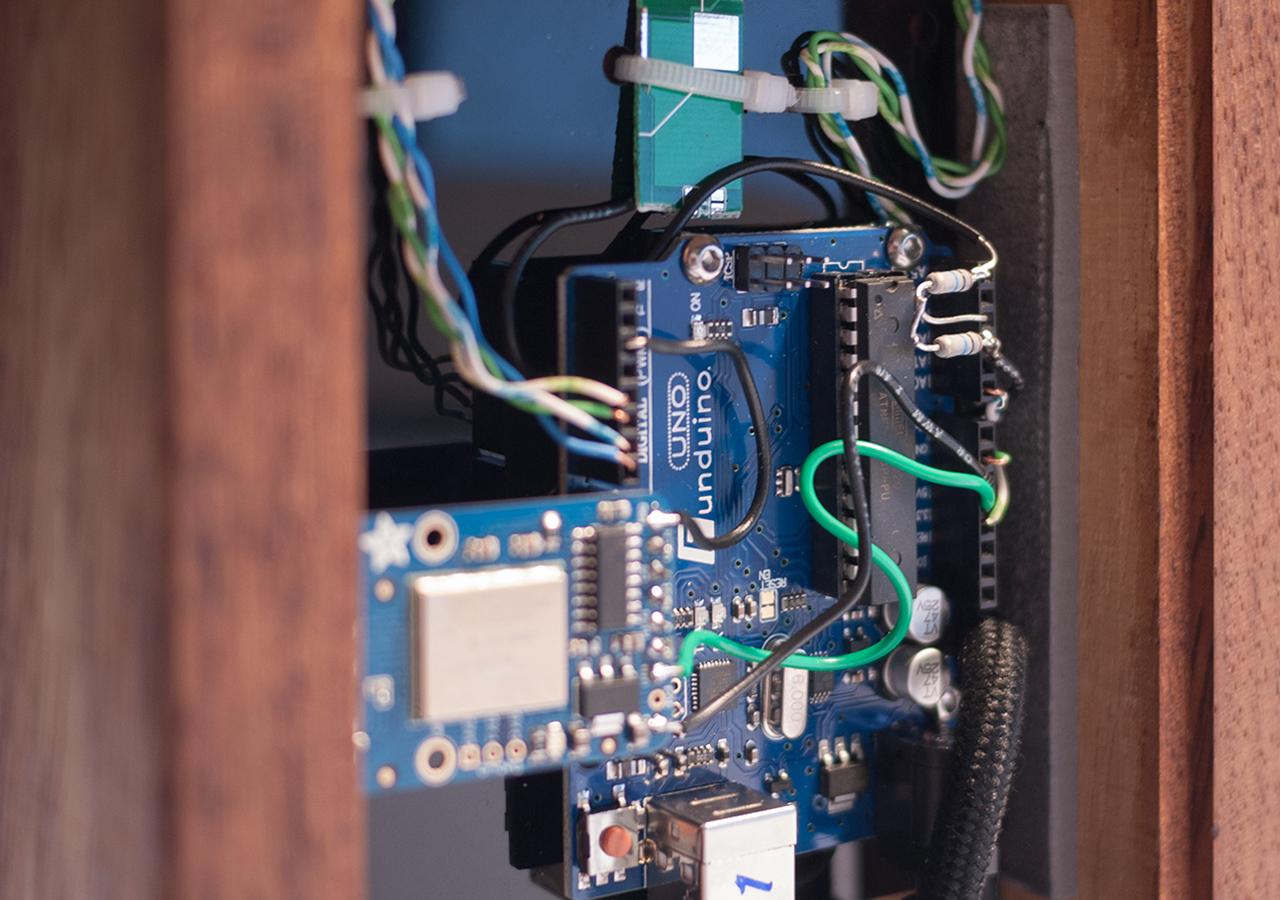 Grolsch Popnetics Arduino electronica