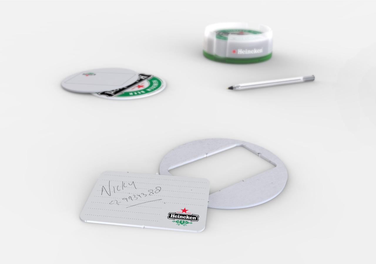 Heineken Brand Design