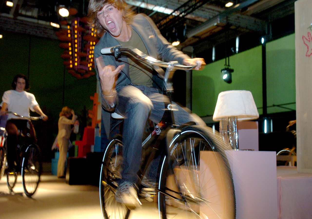 Gsus Bikes fashion fietsen