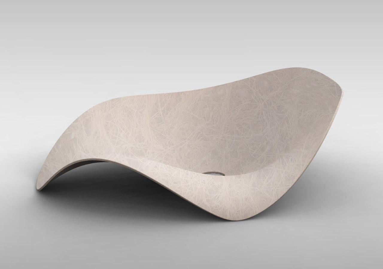 Design for natural composites - fruit bowl