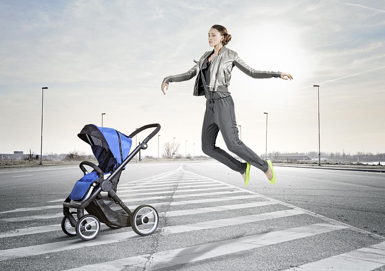 EVO baby stroller