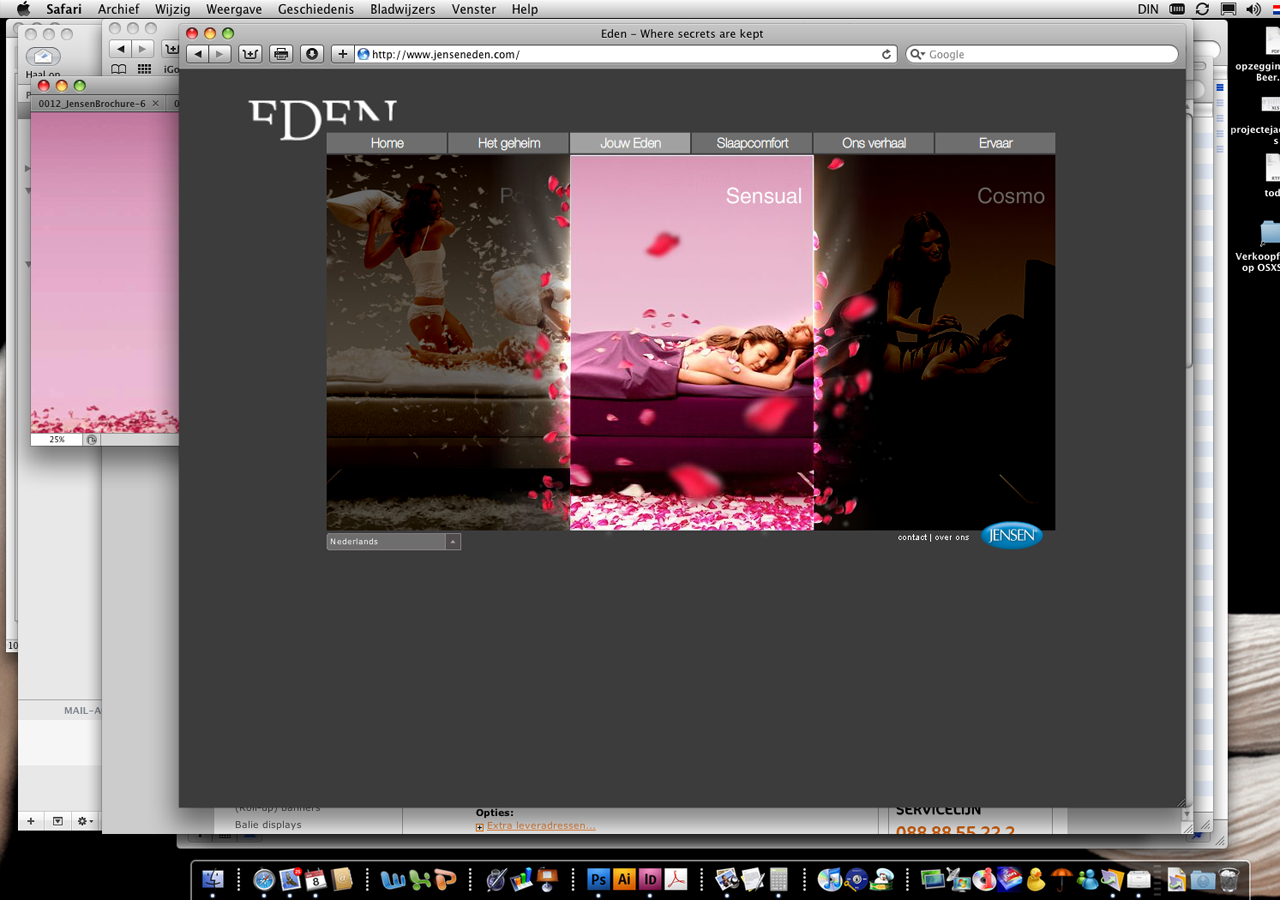 EDEN retail design - Web 3