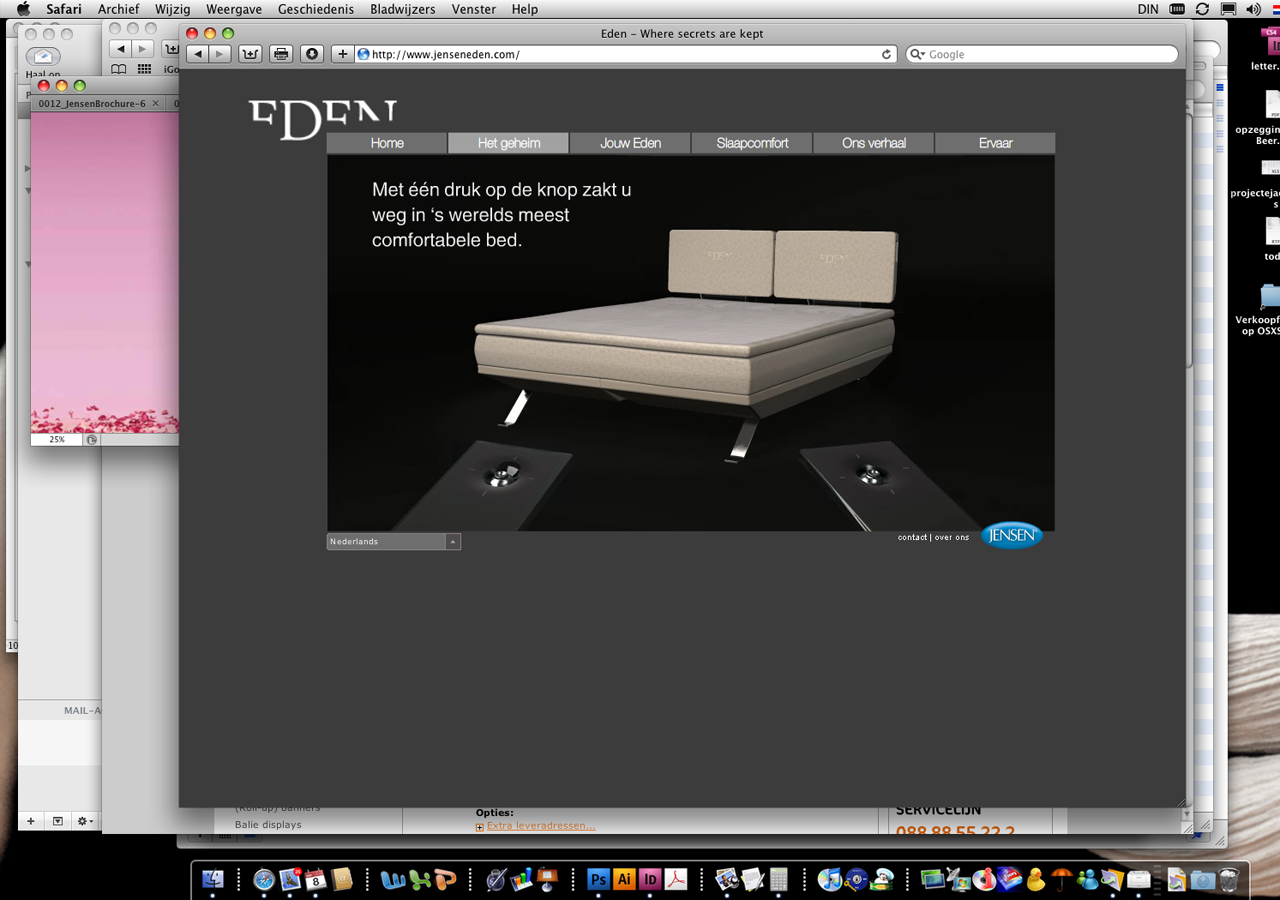 EDEN retail design - Web 4