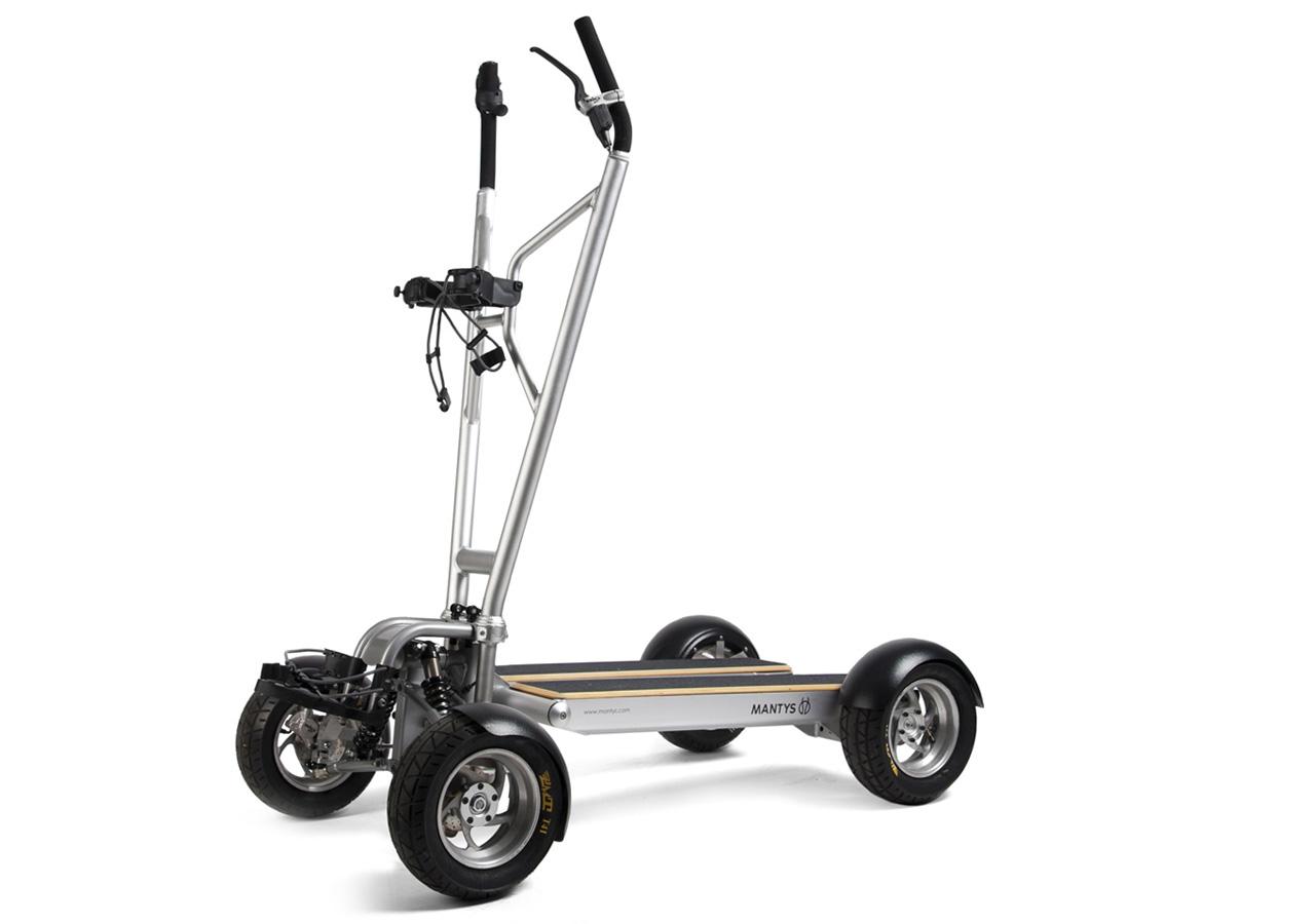 Mantys Golf cart
