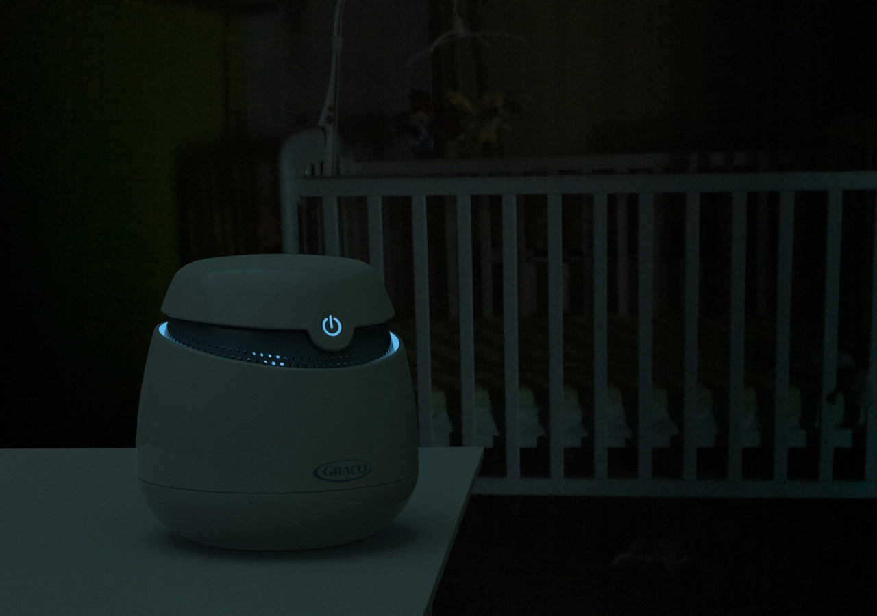 Graco Sweet Slumber - electronic baby soothing device