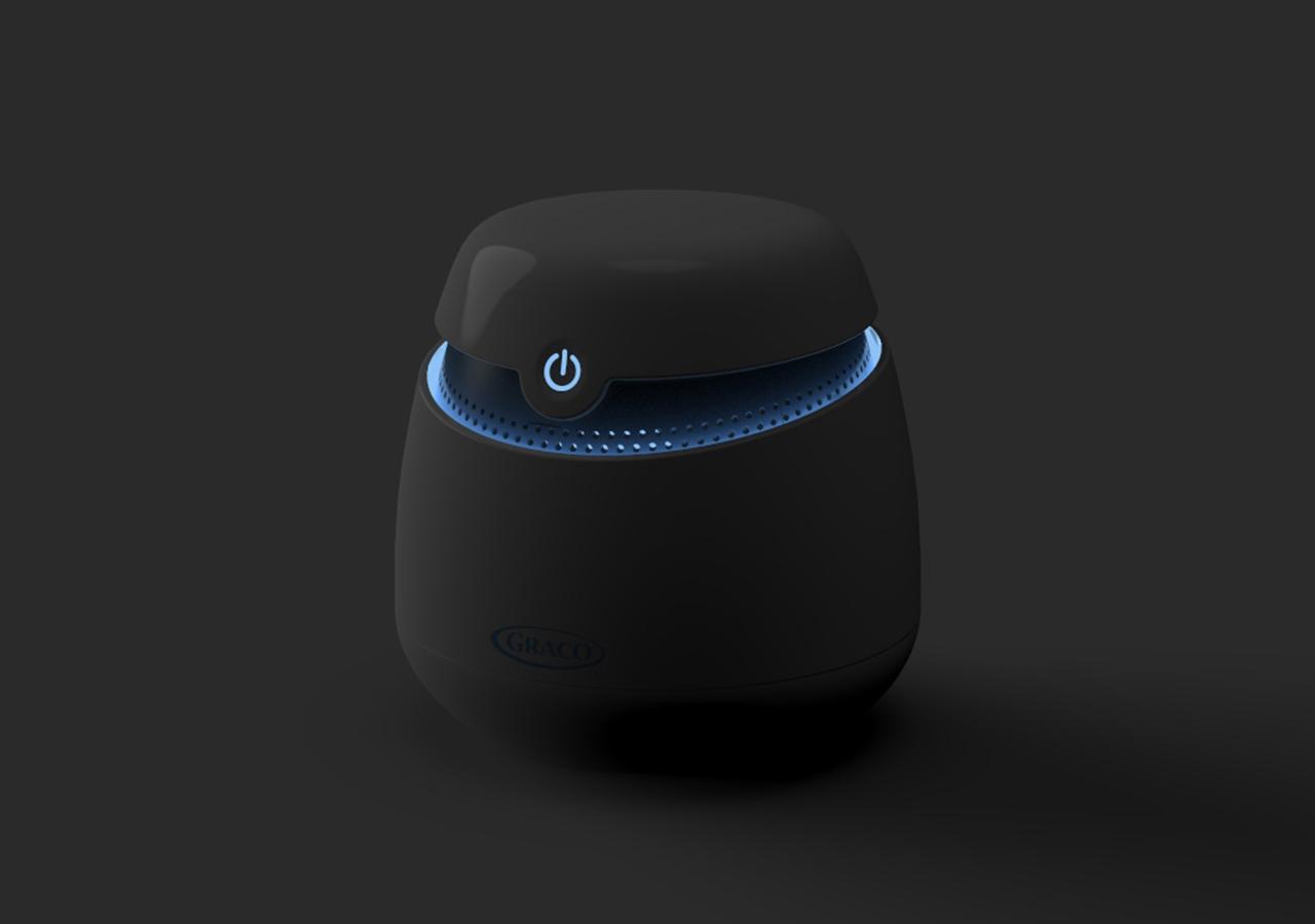 Graco Sweet Slumber - electronic baby soothing device