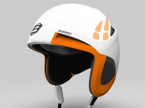 Briko snowboard helmet