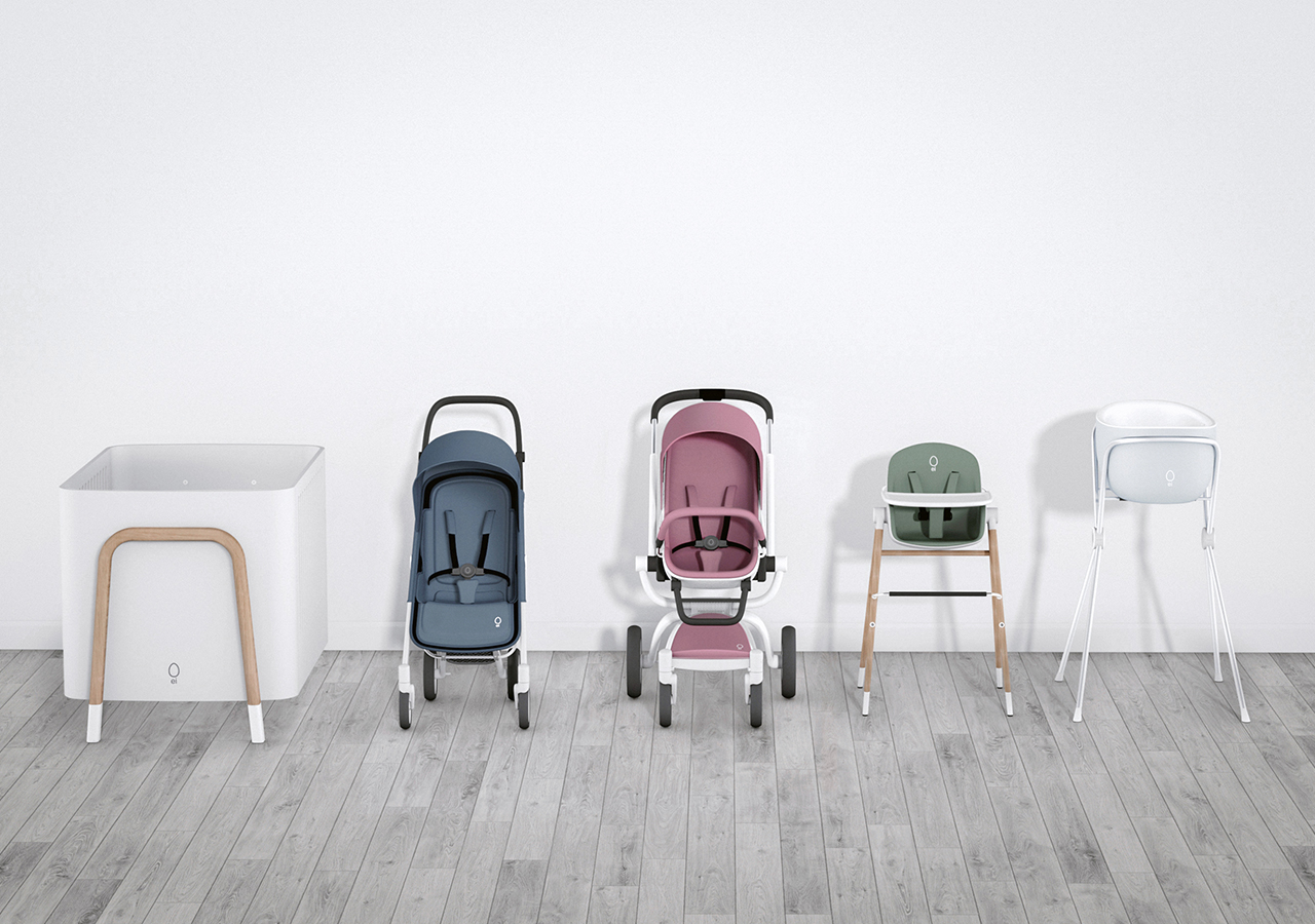 ei™ - Beautiful Care babyproducten