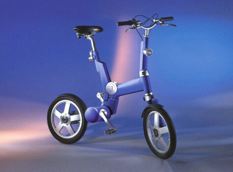 Tango car bicycle
