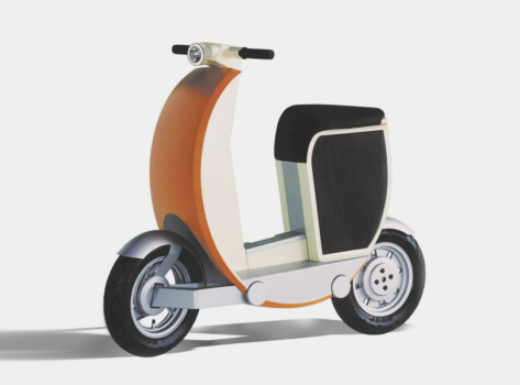 Zeus urban scooter