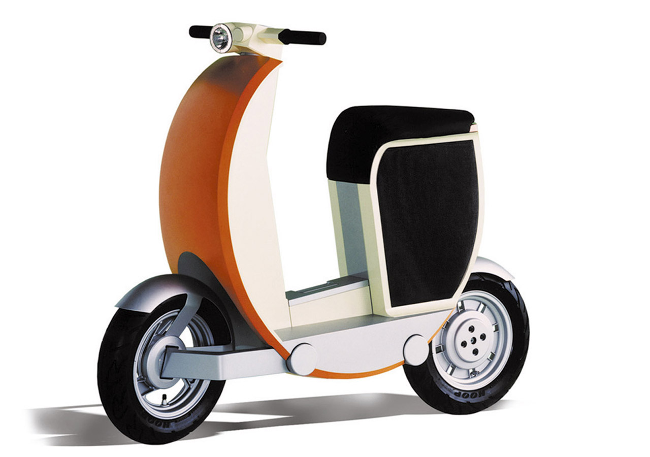 ZEUS electric urban scooter