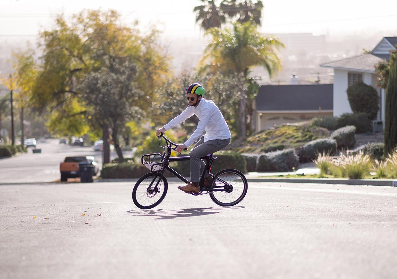 VOLTA E-bike – de slimme commuter