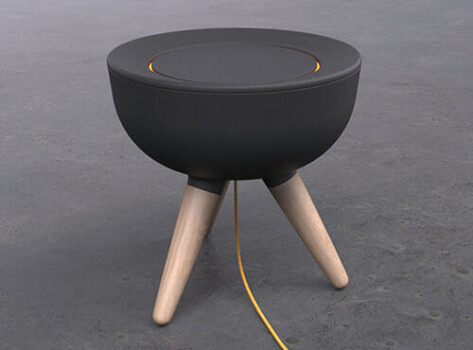 Stov - the modern fire pit