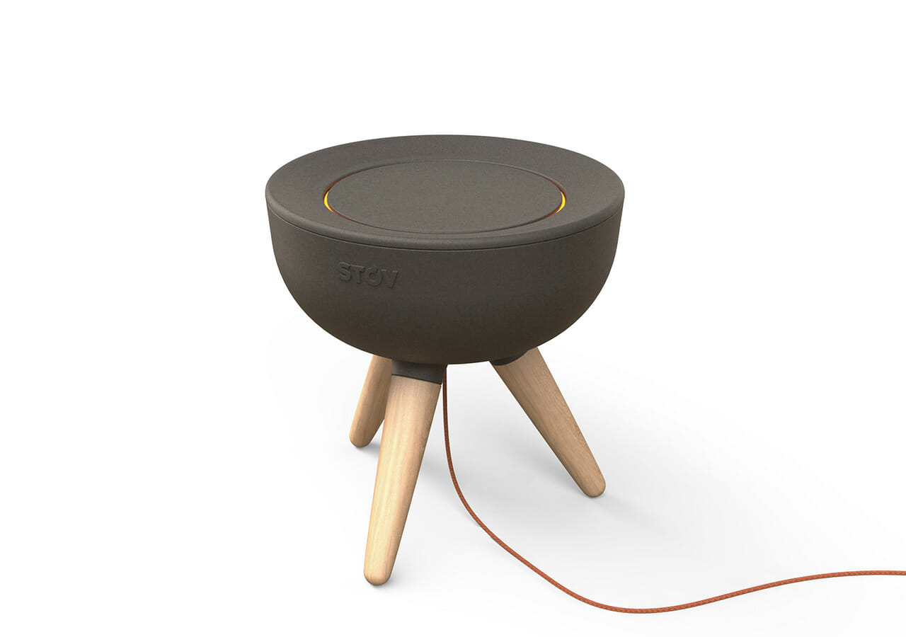 Stov. - The modern fire pit